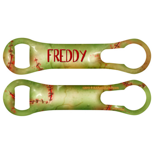ADD YOUR NAME V-Rod® Bottle Opener – Frankenstein Sample