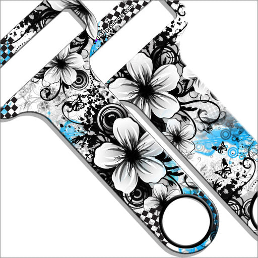 Kolorcoat™ HAMMERHEAD™ Bottle Opener - Cool Floral