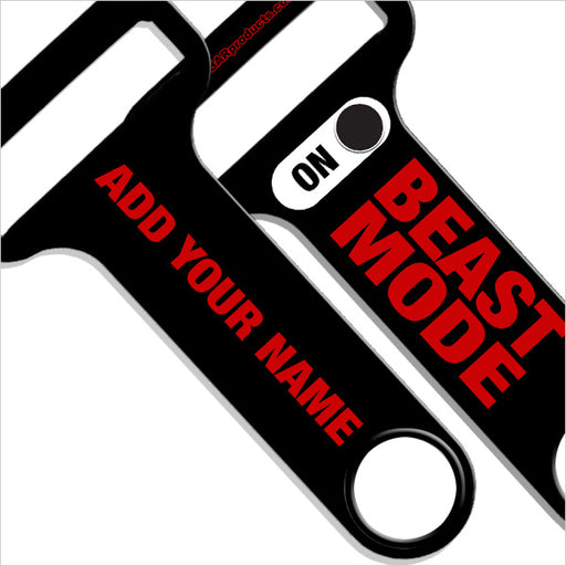 """ADD YOUR NAME"" HAMMERHEAD™ Bottle Opener - Beast Mode"