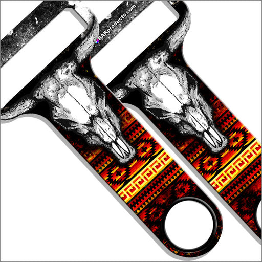 Kolorcoat™ HAMMERHEAD™ Bottle Opener - Native American