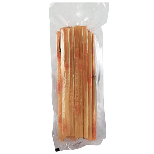 Hawaiian Sugar Cane Swizzle Sticks - 20 Pack