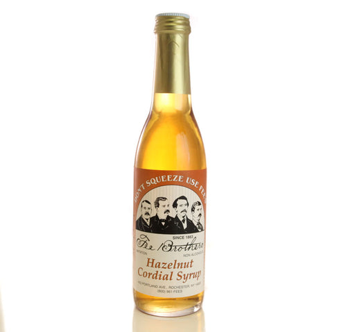 Cordial Syrup - Fee Brothers Hazel Nut 4/5Pt