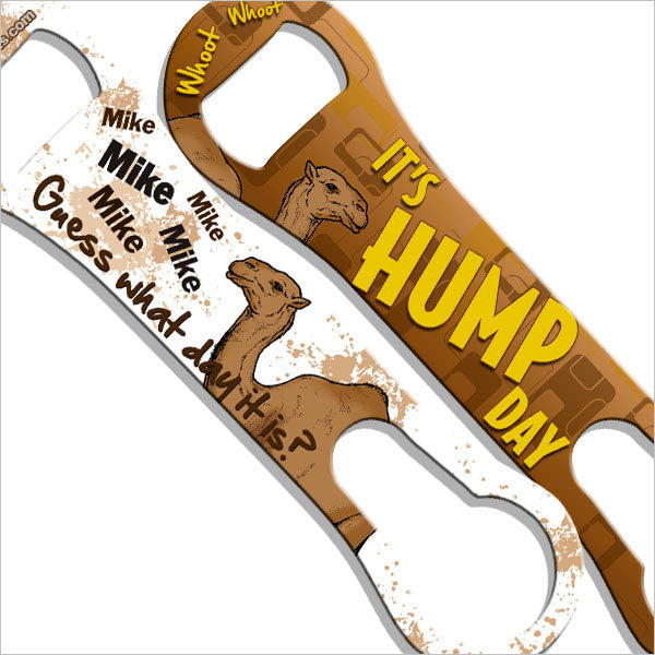 HumpDay! V-Rod® Bottle Opener