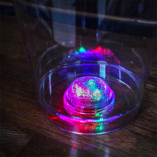 Multicolored LED Ice Bucket