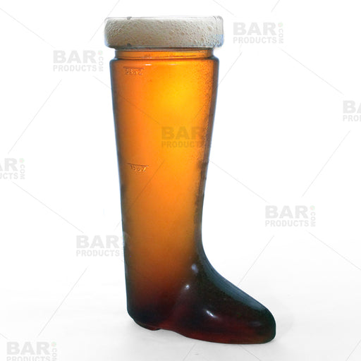 1 Liter Plastic Beer Boot