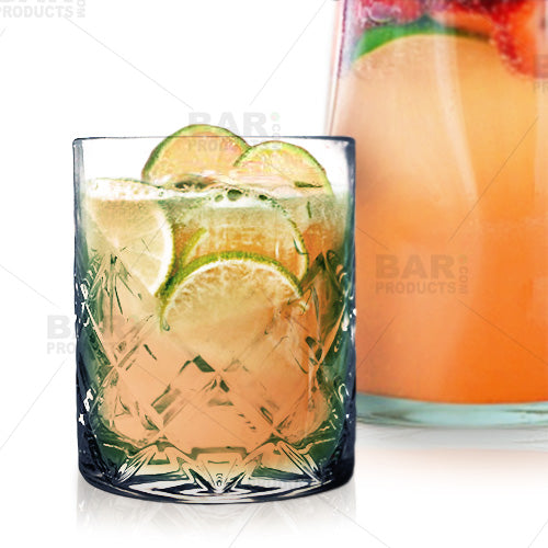 BarConic® 14 oz Japanese Diamond Cut Highball Glass
