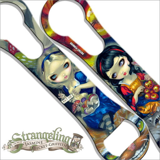 Alice and Snow White V-Rod® Bottle Opener