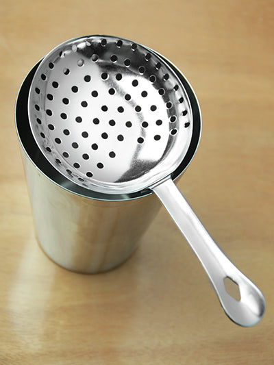 Julep Strainer - Stainless Steel