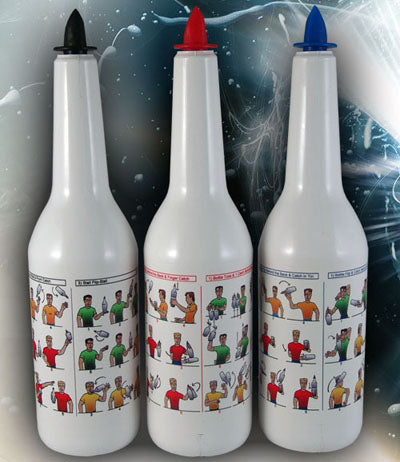 Kolorcoat Illustrated Original Flair Bottles - All Series
