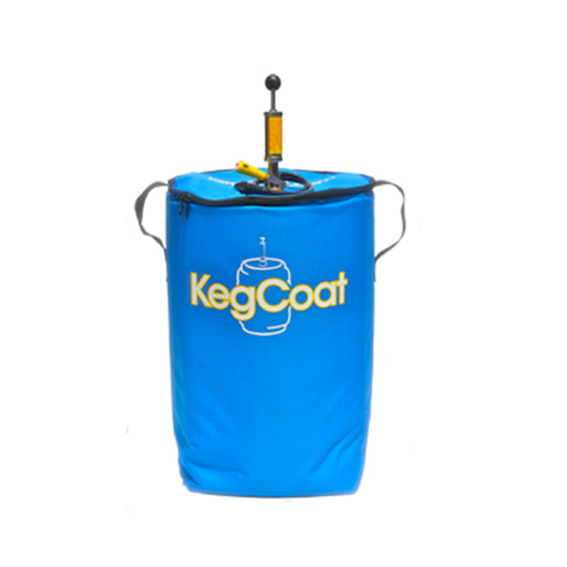 Insulated Keg Cooler - Front