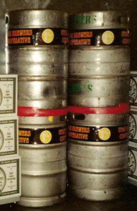 Keg Stacker