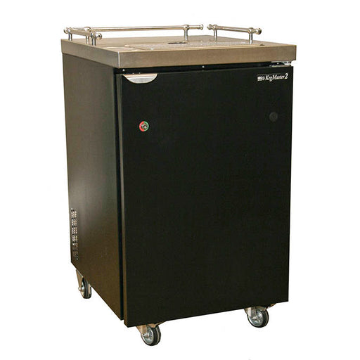 Kegerator - 1/5hp Compressor, R134A Coolent, Fits 1/2 barrel, 1/4 barrel, 1/6 barrel and Home Brew Kegs
