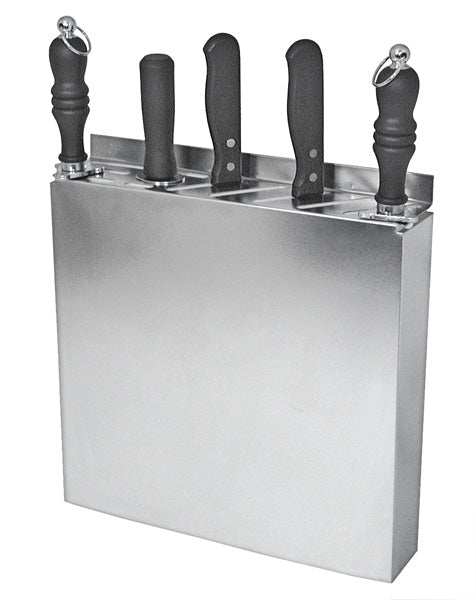 Knife Rack - Stainless Steel