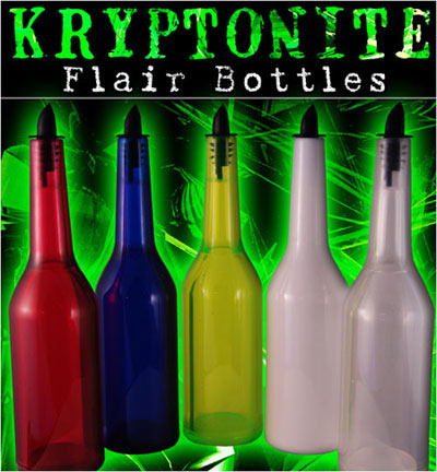 Flair Bottles - Kryptonite - 750ML