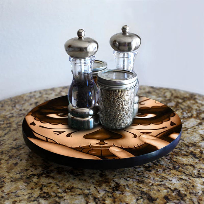 Lazy Susan - PRISCILA - 3 Different Sizes - For Kitchen Table Top