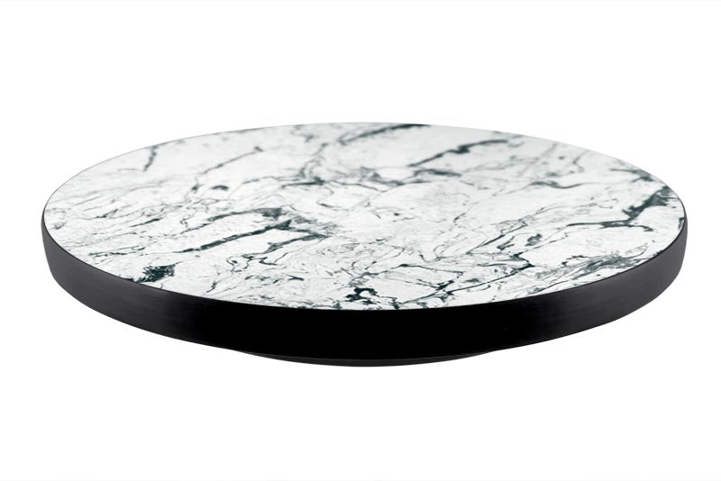 Lazy Susan - MARBLE Designs - 3 Different Sizes - For Kitchen Table Top