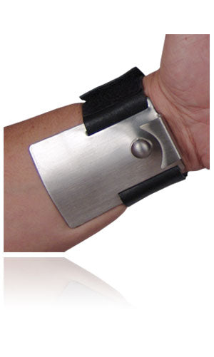 Wrist Bottle Opener - Leather