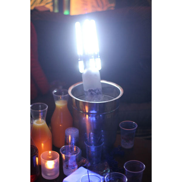 LED Bottle Service Sparkler
