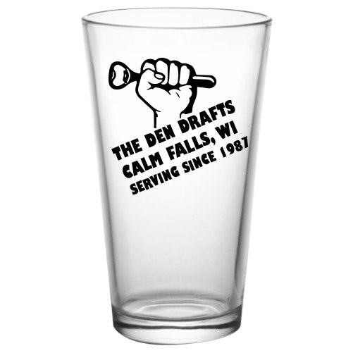 CUSTOMIZABLE - 16oz Pint / Mixing Glass- BAR2