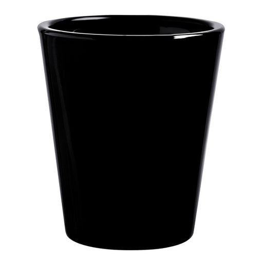 Libbey 5120E 1.5 oz. Black Whiskey / Shot Glass - 72/Case