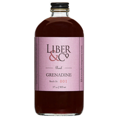 Liber &Co - Real Grenadine