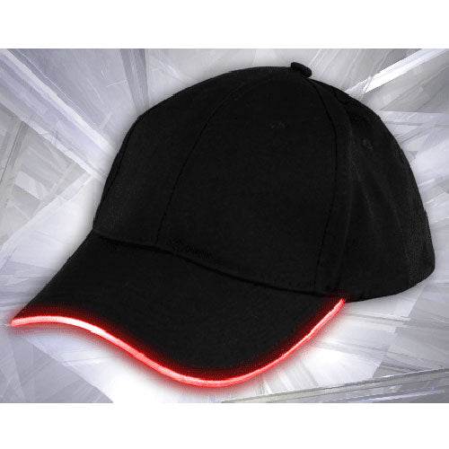 Lighted Brim Hats