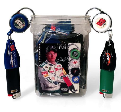 Lighter Leash® - DALE EARNHARDT JR SERIES - Jug of 30