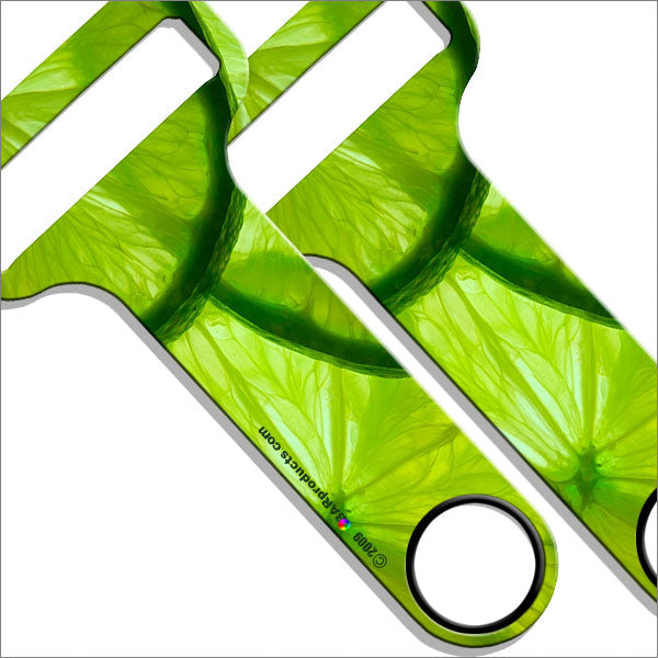 Lime HAMMERHEAD™ Bottle Opener