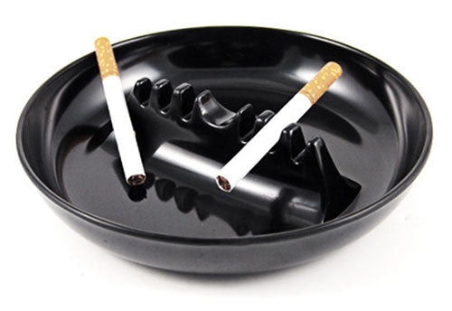Low Profile Round Ashtray