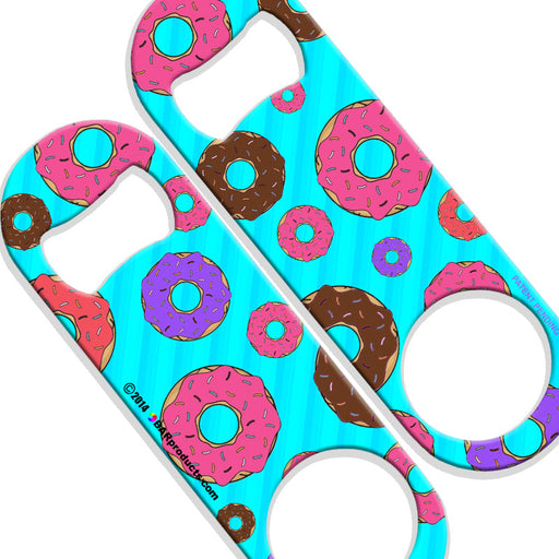 Speed Bottle Opener - Medium Sized 5 inch - Donuts-800