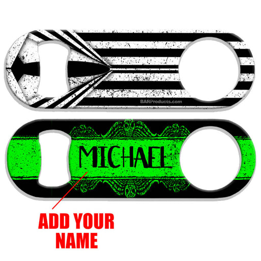 Medium Speed Bottle Opener - Customizable - Halloween 1
