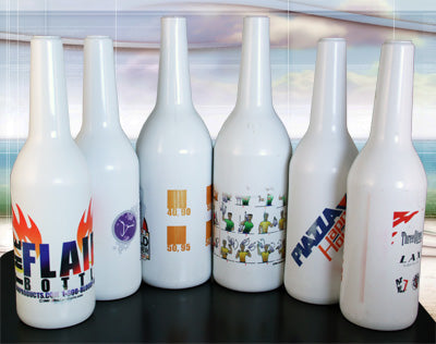 Irregular Flair Bottles
