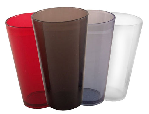 16 ounce Plastic Colored Mixing Cup