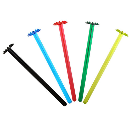 "BarConic® Muddler Stirrers - 6.75"" - Color Options - Packs of 50"