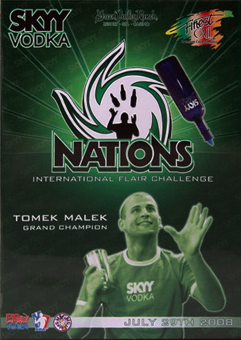 Nations 2008 DVD- Cover