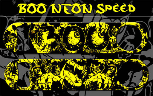 BOO Halloween Neon Kolorcoat™ Speed Opener
