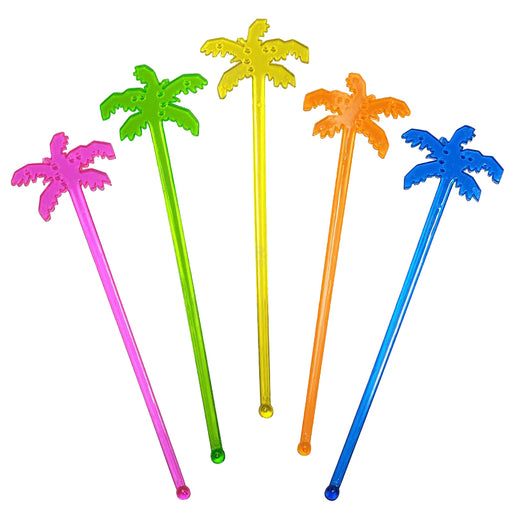 BarConic® Palm Tree Cocktail Stir Stick
