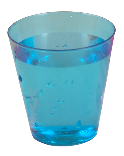 Shot Cups - Neon Plastic 2 ounce - Pack of 50 w/ Color Options