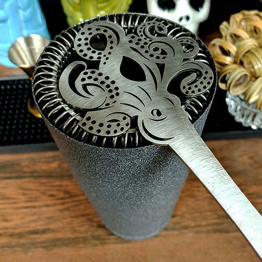 Cocktail Designs Strainer - Octopus