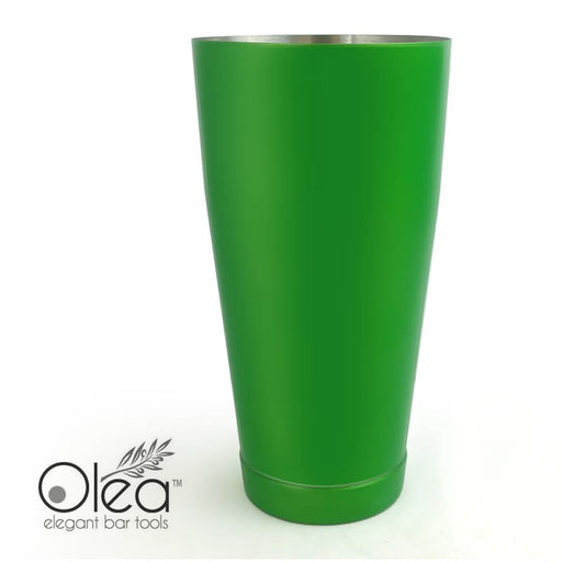 Olea™ Cocktail Shaker - Metallic Green NEON - 28oz Weighted
