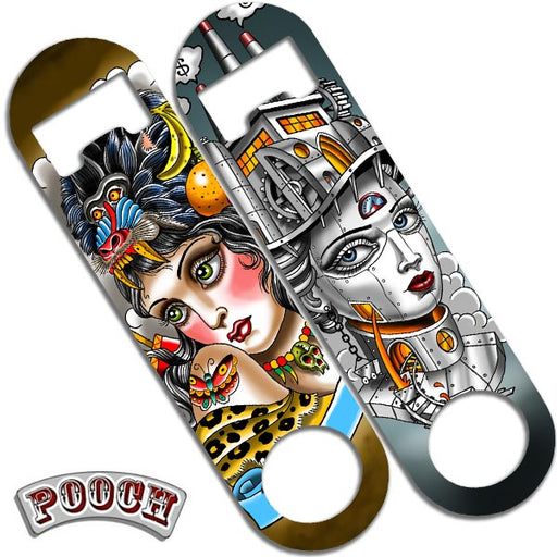 Skinny Mini Bottle Opener - Tatgirl