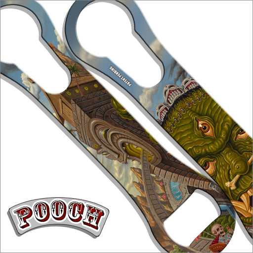 Franken Tiki V-Rod® Bottle Opener
