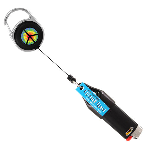 Peace Tie Dye Lighter Leash®