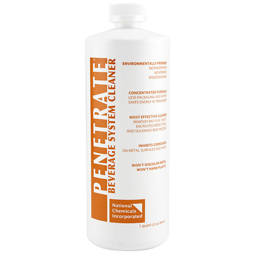 Penetrate Beverage Line Cleaner