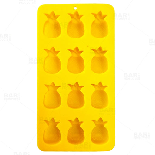 Pineapple Silicone Ice Mold Tray