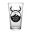 CUSTOMIZABLE - 16oz Pint / Mixing Glass - Buck