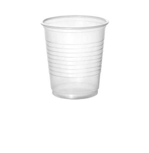 BarConic® Drinkware - Translucent Plastic Cup - 3 ounce
