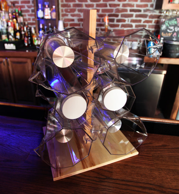 Wooden Pitcher Rack for Polar Pitchers®
