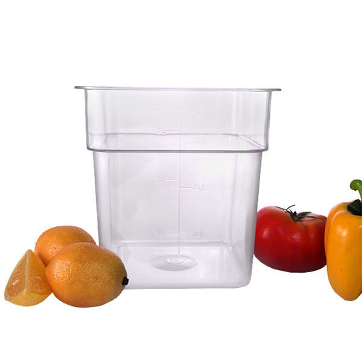 Polycarbonate Food Storage Container