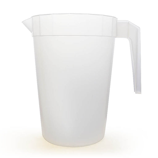 Polypropylene Stackable Pitcher - 64 ounce